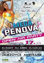 mega penova party