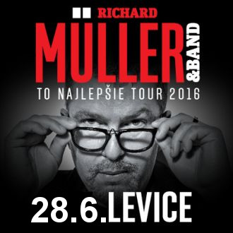 Richard Muller, Levice, 28.6.2016