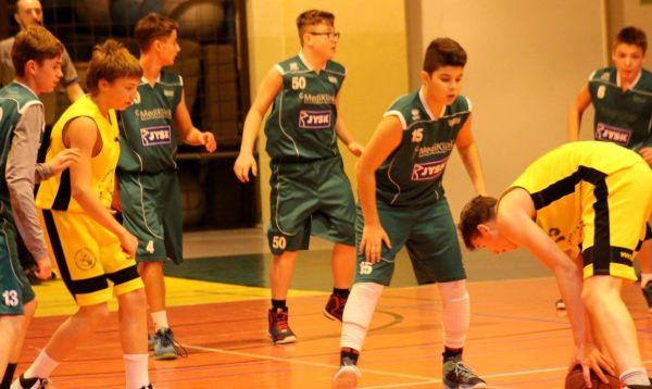 23df74e24 Kadeti U16 ŠBK Junior Levice vstupujú do prvej časti EYBL, víkendové  výsledky družstiev