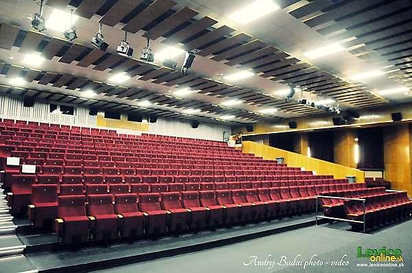 255e08b4a Okres Levice má konečne dôstojný kultúrny stánok, levická kinosála CK Junior  je zrekonštruovaná + rozhovory