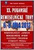 XX. Pukanské remeselnícke trhy 2012, Pukanec, 6.-8.7.2012