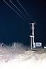 Autom vytrhol transformátor medzi Šarovcami a Tupou, 6.3.2013_3