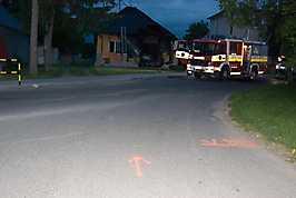 Rodinná tragédia: Autom vrazil do svojho domu
