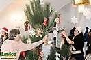 Vianoce v múzeu, Levice, 13.12.2014