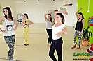 Príprava finalistiek Miss Levického okresu 2014 - choreografia