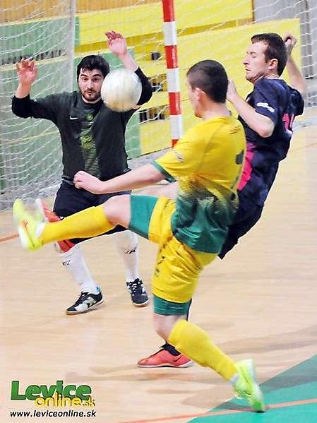 V poslednom zápase skupiny o záchranu futsalisti Levíc v Bratislave naplno